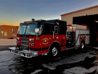 Station 328 newest engine